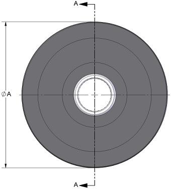 Flat Belt Cast Iron Bronze Bushings Bearings Supplier